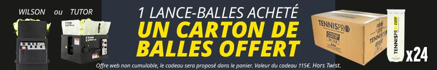 LANCES-BALLES TUTOR