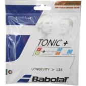 CORDAGE BABOLAT BOYAU NATUREL TONIC + LONGEVITY (12 METRES)