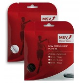 CORDAGE MSV FOCUS HEX PLUS 25 (12 METRES)