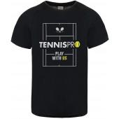 TEE-SHIRT TENNISPRO PLAY WITH US