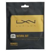 CORDAGE LUXILON BOYAU NATUREL/NATURAL GUT (12 METRES)