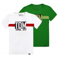 T-SHIRT TOM CARUSO HONOLULU