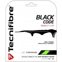 CORDAGE TECNIFIBRE BLACK CODE LIME (12 METRES)