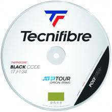 BOBINE TECNIFIBRE BLACK CODE LIME (200 METRES)