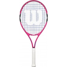 RAQUETTE WILSON BURN PINK JUNIOR 25