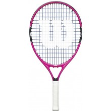 RAQUETTE WILSON BURN PINK JUNIOR 21
