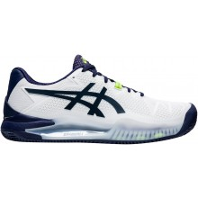 CHAUSSURES ASICS GEL RESOLUTION 8 MONFILS LONDON TERRE BATTUE