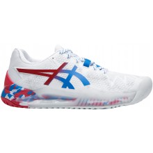 CHAUSSURES ASICS FEMME GEL RESOLUTION 8 RETRO TOKYO TOUTES SURFACES