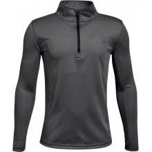 T-SHIRT UNDER ARMOUR JUNIOR TEXTURED MANCHES LONGUES