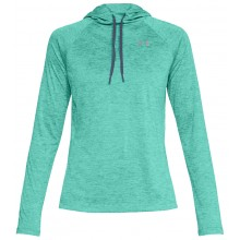 SWEAT UNDER ARMOUR FEMME A CAPUCHE TECH TWIST 2.0