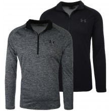 T-SHIRT UNDER ARMOUR TECH 1/2 ZIPPE MANCHES LONGUES