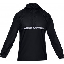 SWEAT UNDER ARMOUR A CAPUCHE WOVEN LAYER