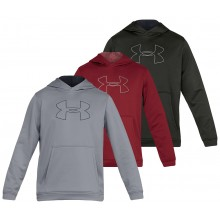 SWEAT UNDER ARMOUR A CAPUCHE PERFORMANCE FLEECE GRAPHIC