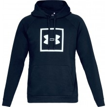 SWEAT UNDER ARMOUR A CAPUCHE RIVAL FLEECE BOX LOGO