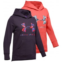 SWEAT UNDER ARMOUR JUNIOR FILLE RIVAL LOGO