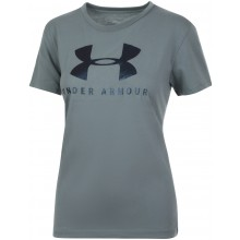 T-SHIRT UNDER ARMOUR FEMME CLASSIC GRAPHIC SPORTSTYLE