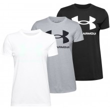 T-SHIRT UNDER ARMOUR FEMME LIVE SPORTSTYLE