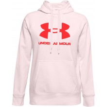 SWEAT UNDER ARMOUR FEMME RIVAL A CAPUCHE