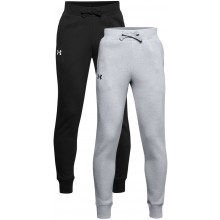 PANTALON UNDER ARMOUR JUNIOR GARCON RIVAL COTTON