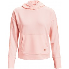 SWEAT A CAPUCHE UNDER ARMOUR FEMME RIVAL TERRY TAPED