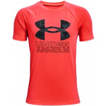T-SHIRT UNDER ARMOUR JUNIOR GARCON TECH HYBRID