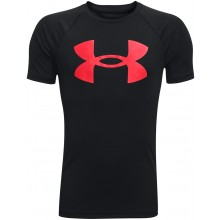T-SHIRT UNDER ARMOUR JUNIOR GARCON TECH BIG LOGO