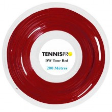 BOBINE TENNISPRO TOUR RED (200 METRES)