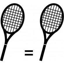 Matching de 2 raquettes