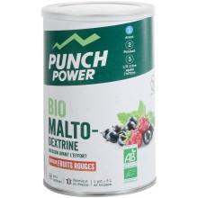 POT PUNCH POWER BIO MALTO-DEXTRINE FRUITS ROUGES AVANT L'EFFORT (500 G)