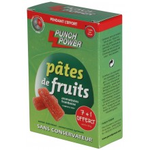 8 PÂTES DE FRUITS PUNCH POWER FRAMBOISE