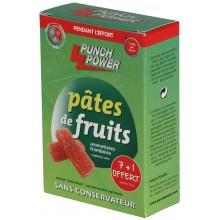 8 PÂTES DE FRUITS PUNCH POWER FRAMBOISE