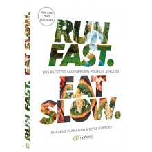 LIVRE RUN FAST EAT SLOW
