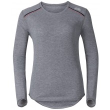 T-SHIRT MANCHES LONGUES ODLO FEMME WARM VALLEE BLANCHE