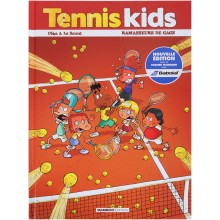 TENNIS KIDS -TOME 1 - NOUVELLE EDITION