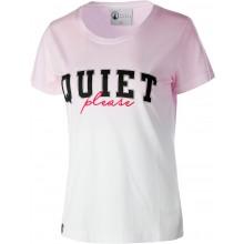 T-SHIRT QUIET PLEASE FEMME JAMMING COLLEGE