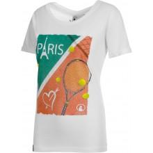 T-SHIRT QUIET PLEASE FEMME PARIS