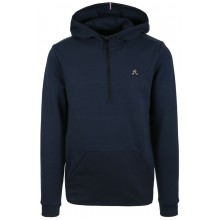 SWEAT LE COQ SPORTIF 1/2 ZIP A CAPUCHE TECH N°1