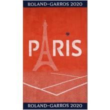 DRAP DE PLAGE JOUEUR ROLAND GARROS 2020 102*178 CM