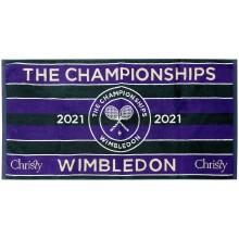 SERVIETTE WIMBLEDON 2021 70*133 CM