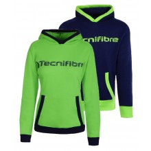 SWEAT TECNIFIBRE A CAPUCHE JUNIOR FILLE FLEECE