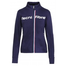 VESTE TECNIFIBRE JUNIOR FILLE FLEECE TRICOLORE