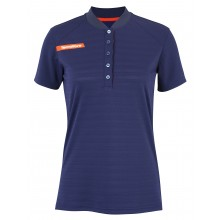 POLO TECNIFIBRE JUNIOR FILLE F3 VENSTRIPE