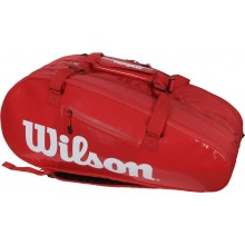 SAC DE TENNIS WILSON SUPER TOUR INFRARED 3 COMP