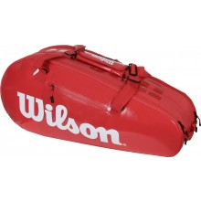 SAC DE TENNIS WILSON SUPER TOUR INFRARED 2 COMP SMALL