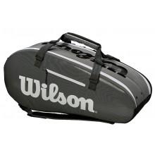 SAC DE TENNIS WILSON SUPER TOUR INFRARED 2 COMP LARGE