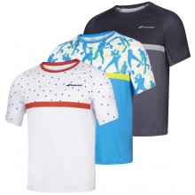 T-SHIRT BABOLAT COMPETE CREW NECK