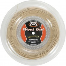 CORDAGE DE TENNIS WEST GUT MT16 KEVLAR (BOBINE - 100M)