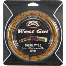 CORDAGE DE TENNIS WEST GUT MT25 (GARNITURE - 12M)