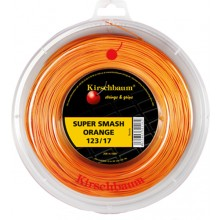 BOBINE KIRSCHBAUM SUPER SMASH ORANGE (200 METRES)