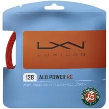 CORDAGE LUXILON BIG BANGER ALU POWER ROLAND GARROS (12 METRES)